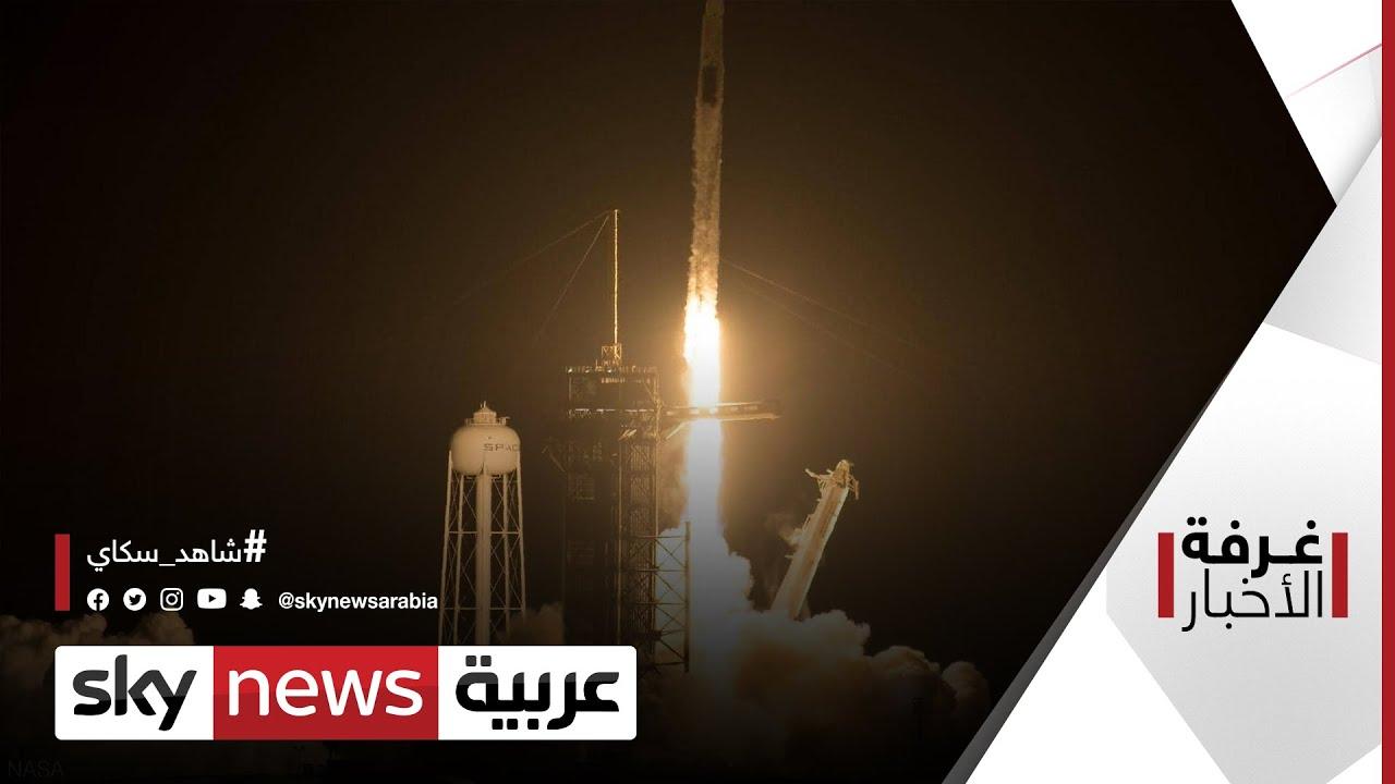 صاروخ الصين التائه يثير مخاوف العالم.. | #غرفة_الأخبار  - نشر قبل 4 ساعة