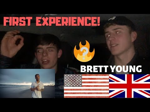 English Guys FIRST COUNTRY EXPERIENCE | Brett Young - Here Tonight | REACTION GILLTYYY