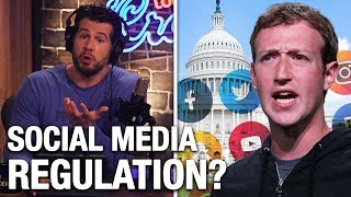 Does Social Media NEED to be Regulated? | Louder With Crowder