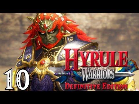 HYRULE WARRIORS DEFINITIVE EDITION #10 - El rey de los gitanicos