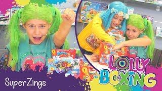 Lollyboxing 33 - SuperZings