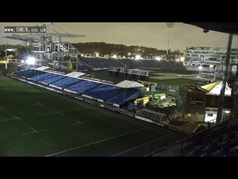 SMUK.co.uk Emerald Headingley Live Stream - Main Stand