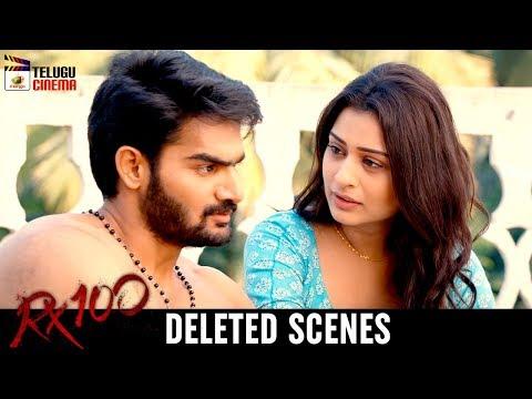 RX 100 Movie DELETED SCENES | Karthikeya | Payal Rajput | Rao Ramesh | #RX100 | Mango Telugu Cinema