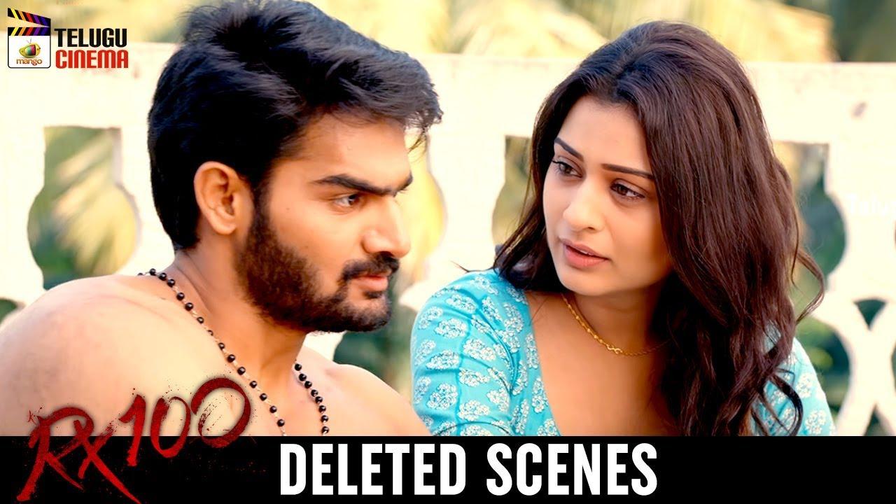 Download RX 100 Movie DELETED SCENES | Karthikeya | Payal Rajput | Rao Ramesh | #RX100 | Mango Telugu Cinema