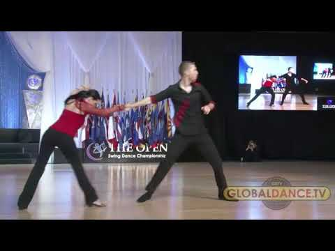Aidan & Marylou, Rising Star at The Open 2017