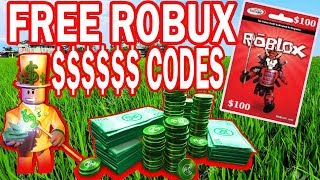 HOW TO GET FREE ROBLOX-FREE ROBUX CODES 2019-ROBLOX PROMO CODES 2019*JUST UPDATE*