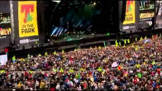 Elbow - The Loneliness of a Tower Crane Driver (T in the Park 2012)