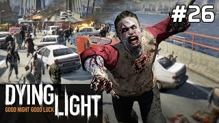 Dying Light Gameplay PC PL / FULL DLC [#26] SETKI ZOMBIE /z Skie