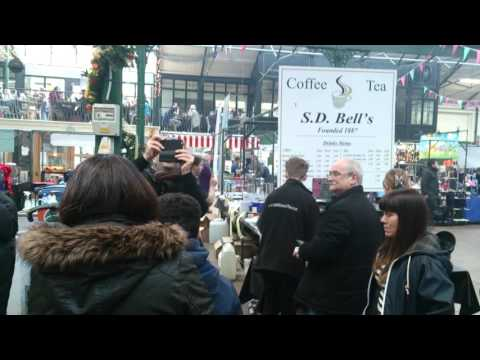 St George's Market - Belfast Ireland
