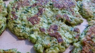 Easy Appetizer Recipes - Zucchini Fritters