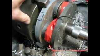 Video How to make a simple alternator download MP3, 3GP, MP4, WEBM, AVI, FLV Februari 2018