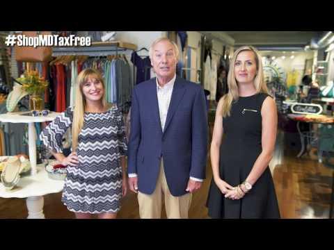 2017 Shop Maryland Tax Free Week