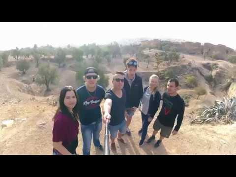 MOROCCO - travel movie | GoPro HERO SESSION | 2017