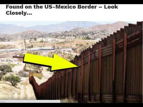 ALERT: Something CHILLING Was Just Found on the US-Mexico Border – Look Closely…