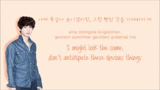 EXO-K ft. Key - Two Moons (두 개의 달이 뜨는 밤) (Color Coded Hangul/Rom/Eng Lyrics)