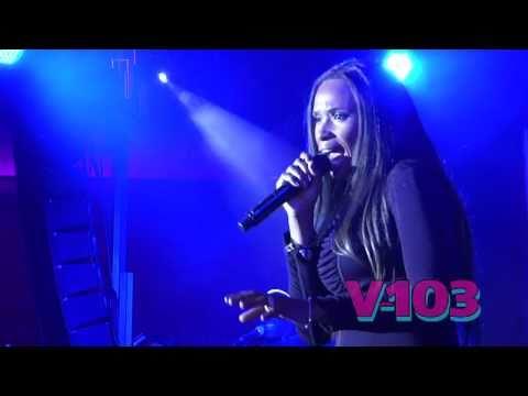 Jennifer Hudson - Spotlight - V-103's Soul Session