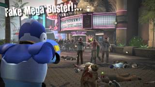 Mega Man Outfit Mod - Dead Rising 2 Off The Record
