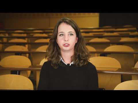ZOOM sur un étudiant SPORTIF : Mélanie Perrot