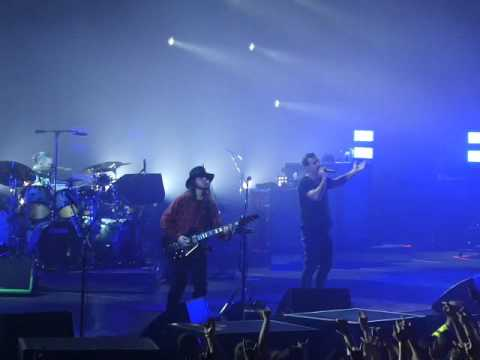 SYSTEM OF A DOWN  Dreaming, Pictures, Highway Song  12 6 2017 Prag O2 Arena
