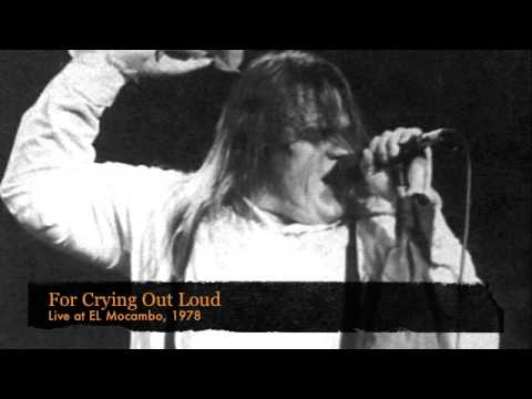 Meat Loaf: For Crying Loud Loud (Live at El Mocambo, 1978)