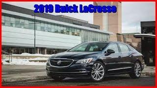 2019 Buick LaCrosse Picture Gallery