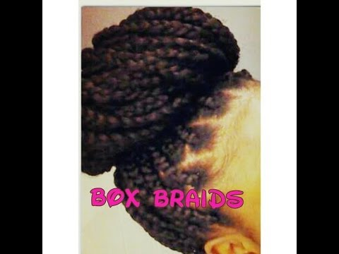 moisturizing hair while in box braids how to moisturize ...