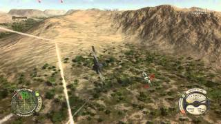 Air Conflicts secret wars multiplayer gameplay PC