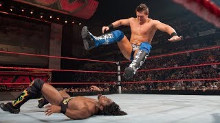 Kofi Kingston vs. The Miz - United States Championship Match: Oct. 5, 2009