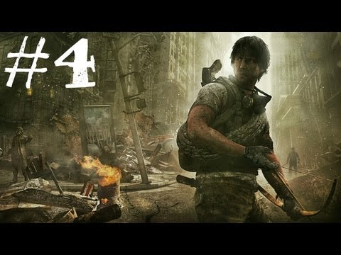 I Am Alive - Gameplay Walkthrough - Part 4 - Above the Clouds (Xbox 360/PS3) [HD]