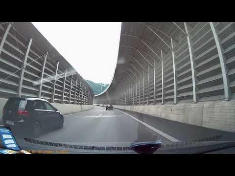 Autobahn Schweiz - A2 Chiasso - Basel - France A2/A3
