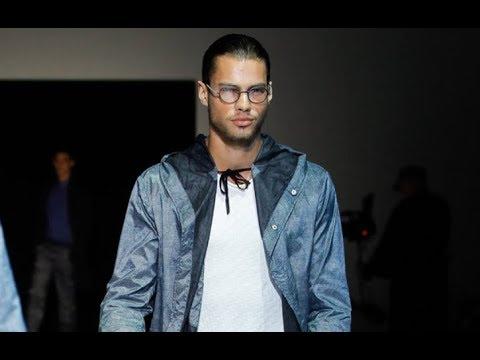 GIORGIO ARMANI Spring Summer 2012 Menswear Milan – Fashion Channel