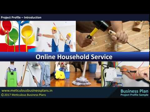 Online Household Service