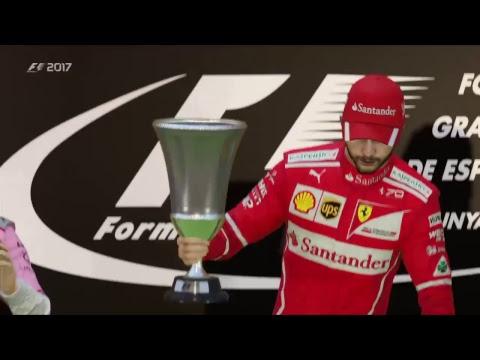 Racestation.net - F1 2017 - F2 League - Spain
