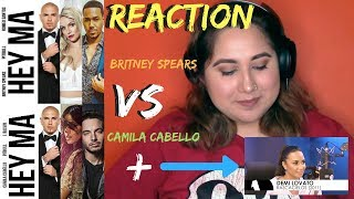 Reacting to: Hey Ma: Britney Spears + Romeo Santos