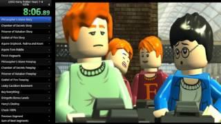 Lego Harry Potter Years 1-4 100% Speedrun