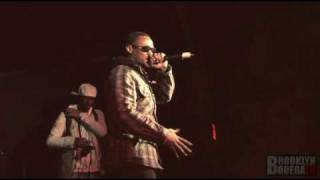 Canibus LIVE at Southpaw Brooklyn (2/8/10) - Part 1