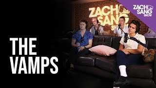 The Vamps Talk Night & Day, One Direction & Machine Gun Kelly