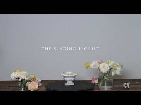 The Singing Florist - Titanium Cover by Christine Law