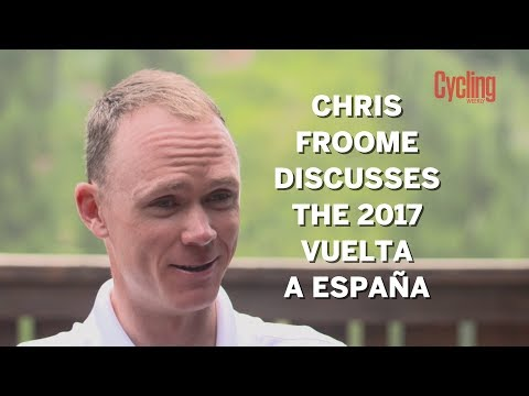 Chris Froome picks out his main rivals for Vuelta a España victory | Cycling Weekly