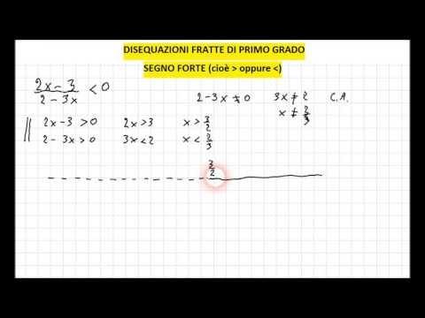Equazioni e disequazioni con valore assoluto from YouTube · Duration:  4 minutes 27 seconds