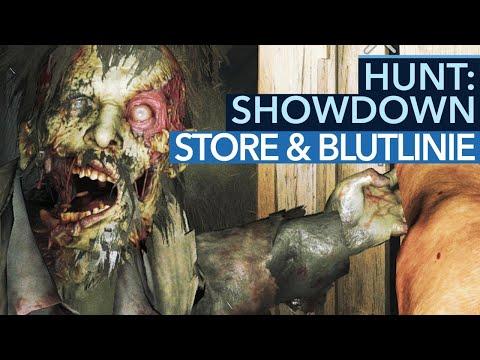 Hunt: Showdown - Gameplay-Guide: Blutlinie, Jäger und Store erklärt