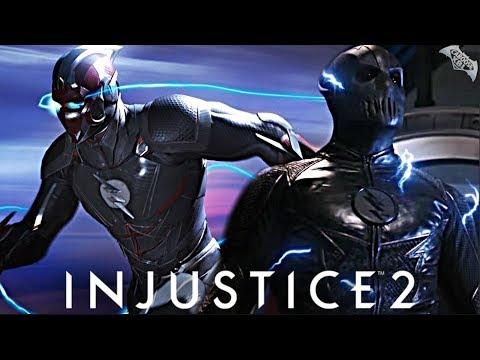 Injustice 2 Online - EPIC ZOOM LOADOUT!