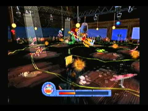 The spongebob squarepants movie the game part 18 the tables have