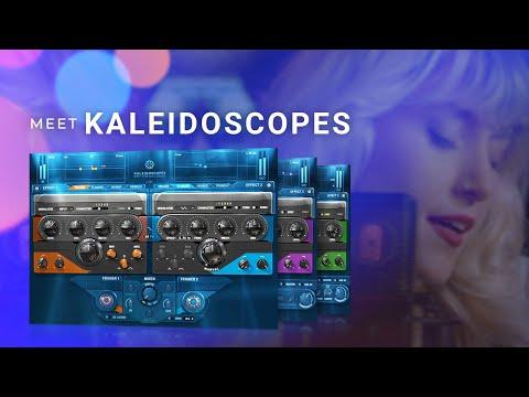 Meet Waves Kaleidoscopes: Your New Musical FX Partner