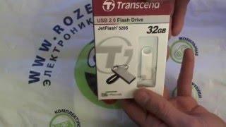 Transcend JetFlash 520 32GB Silver (TS32GJF520S)(http://rozetka.com.ua/transcend_jetflash_520_32gb_silver/p255188/ Transcend JetFlash 520 32GB Silver (TS32GJF520S) Технические характеристики ..., 2016-04-29T08:58:40.000Z)