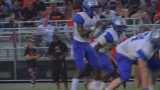 Download Video High School Football: South Charleston Honors Tyler Harris MP3 3GP MP4