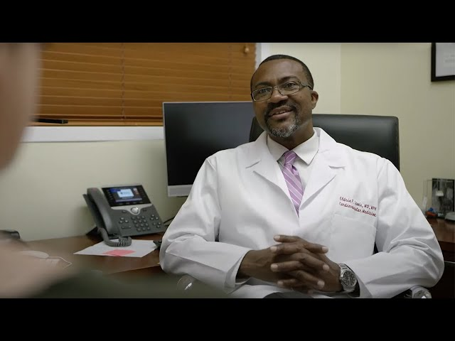 Dr. Eldrin Lewis joins Stanford Medicine as Division Chief of Cardiovascular Medicine