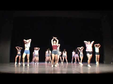 11  School life and Despacito   junior street jazz formation, kor  Emilija Dostinova