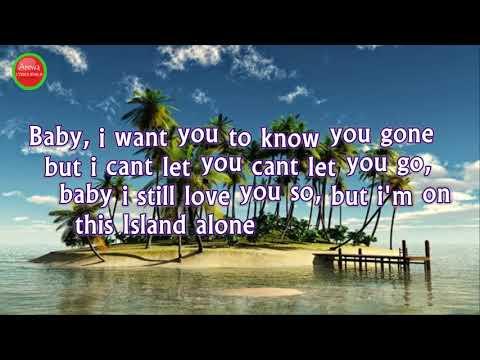 AKON  ISLAND Lyric video