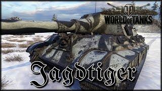 World of Tanks - Live: die ersten Runden im Jagdtiger [ deutsch | gameplay ]